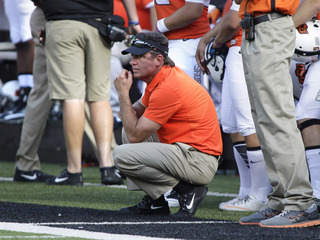 Gundy: I wasn't strong enough with the rules
