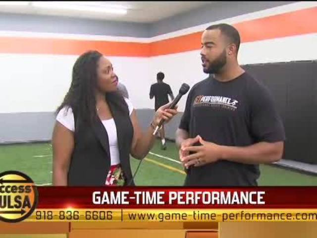 ACCESS TULSA: Game Time Performance