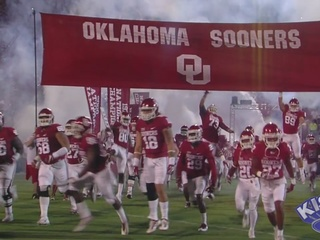 Out of CFP race, OU gets fresh start in Big 12