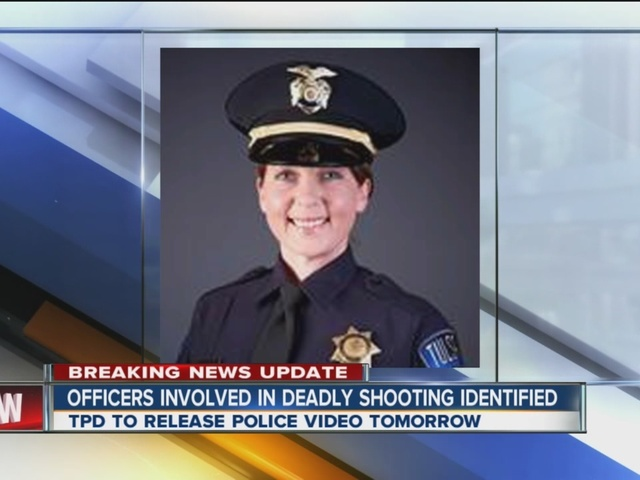 TPD Releases names of officers involved in shooting Friday Night