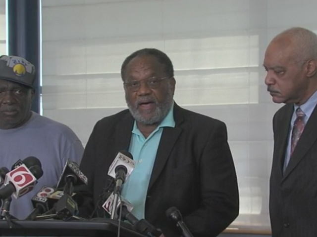 City councilors Jack Henderson and Joe Williams on the officer involved…