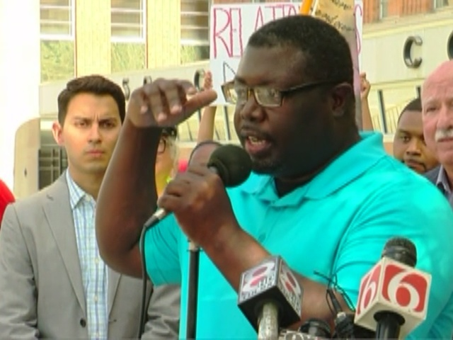 Marq Lewis with We the People discusses Tulsa police policy changes