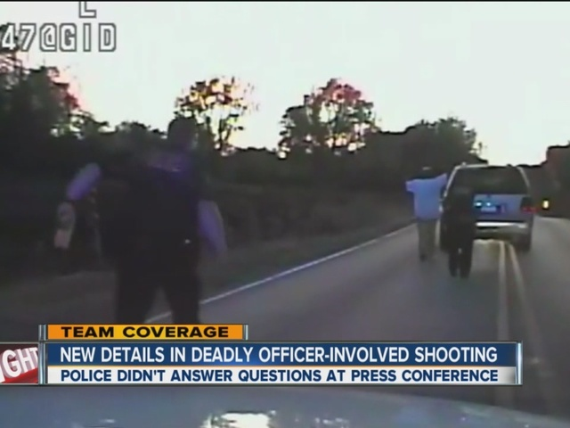 New Details In Deadly Officer-Involved Shooting