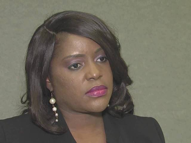 Tiffany Crutcher talks about her twin brother, Terence Crutcher