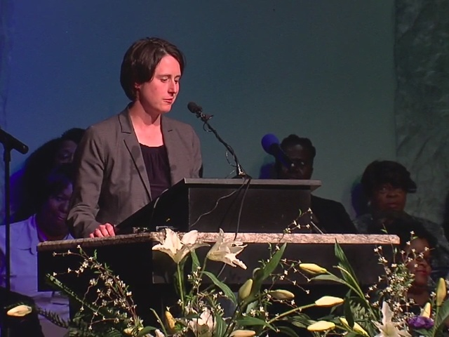 Metropolitan Baptist Church in north Tulsa holds vigil held for Terence Crutcher
