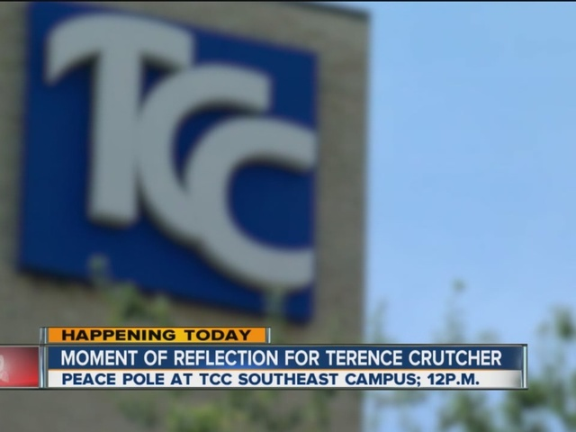 TCC remembers Terence Crutcher during International Day of Peace ...