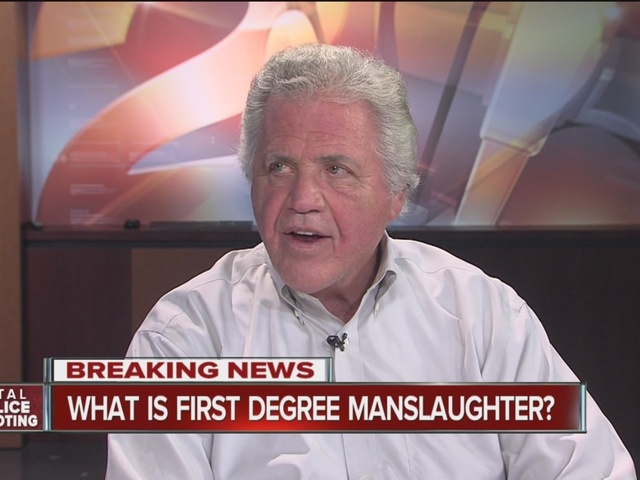 What Is First-Degree Manslaughter?