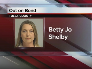 Officer Betty Shelby pleads not guilty