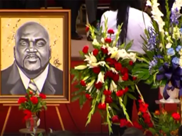 Funeral service held for Terence Crutcher
