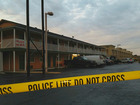 Man hospitalized after shooting at Tulsa motel