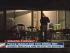 Men fire shot in west Tulsa home invasion
