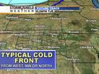 Weather Whys: What is a back door cold front?