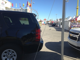 Residents brace for parking issues during fair