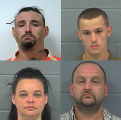 6 charged in Rogers Co. homicide from August