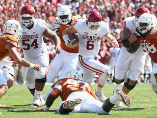 Strong enters Red River game on hot seat