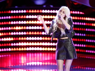 Maye Thomas' journey ends on The Voice