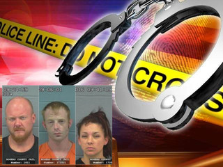 4 arrested in Catoosa Waffle House armed robbery