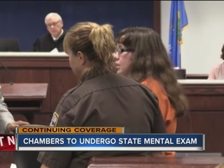 OSU crash suspect to undergo state mental exam