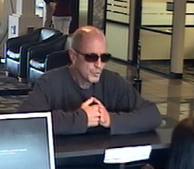 BAPD: Arvest bank robbery suspect pics released