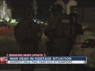 Police ID officer who shot, killed hostage taken