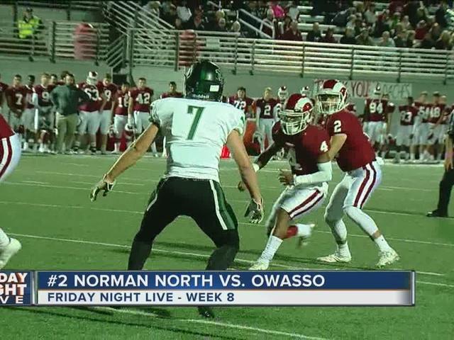 FNL: High school football final scores