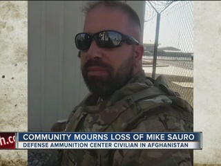 Community mourns loss of Mike Sauro