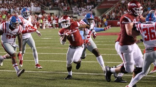 Razorbacks Report: Ole Miss down, Auburn next