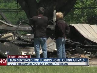 Porter man found guilty in 2014 arson case