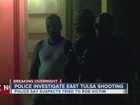 Police investigate east Tulsa shooting