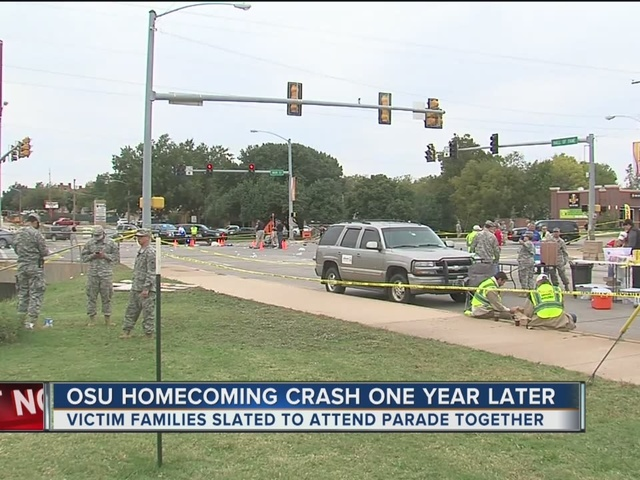 OSU Homecoming - One Year Later