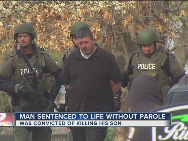 Sapulpa man, Bryon Creech, sentenced to life without parole in death of…