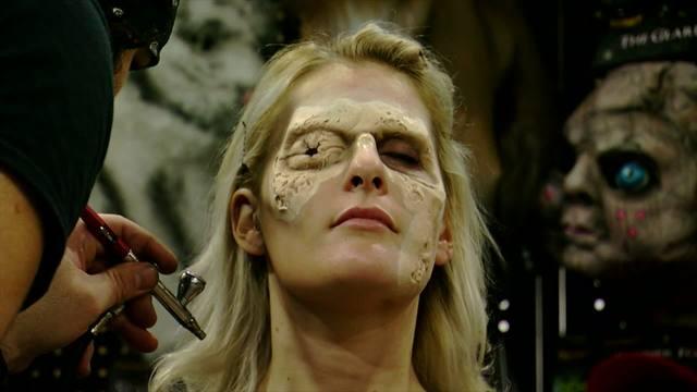 Tate Steinsiek, special effects makeup artist, has plans to shoot ...