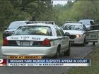 Mohawk Park murder suspects plead not guilty