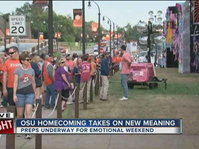 OSU Homecoming takes on new meaning