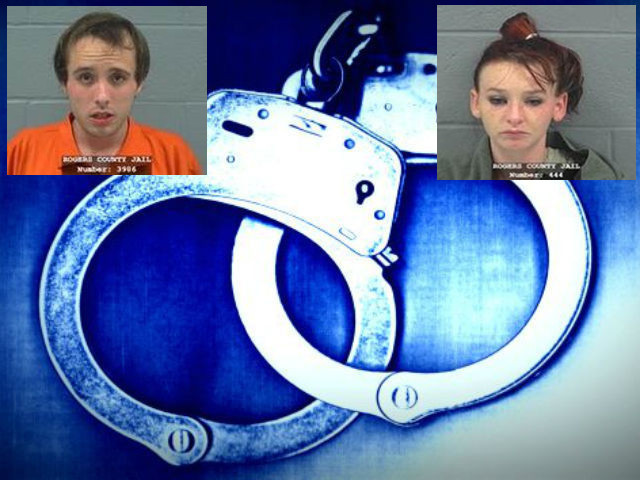 Two arrested after baby eats marijuana