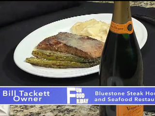 RECIPE: Salmon with Champagne Sauce