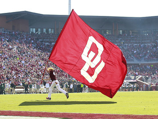 Sooners move to No. 9 spot in playoff rankings