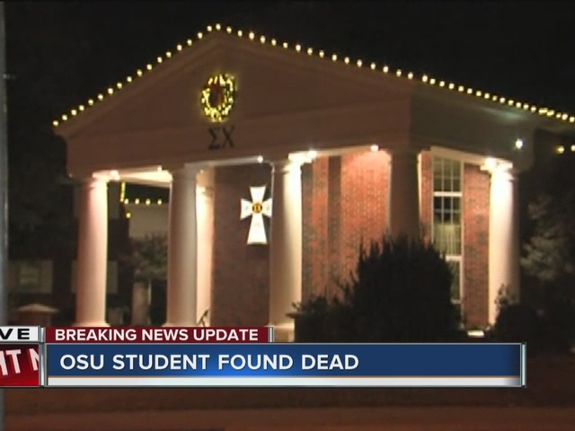 Oklahoma State student found dead in fraternity bedroom