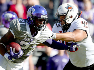 OSU Cowboys dominate TCU Horned Frogs 31-6