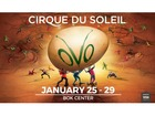 CONTEST: Four Cirque du Soleil tickets Jan. 25