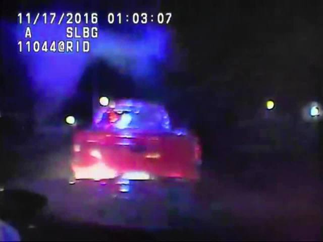 Tulsa Police release video of chase and officer-involved shooting