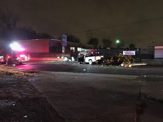 Woman killed in crash near N. Peoria and Archer