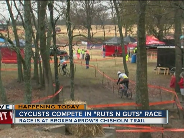 7th Annual Ruts n' Guts Competition in Broken Arrow