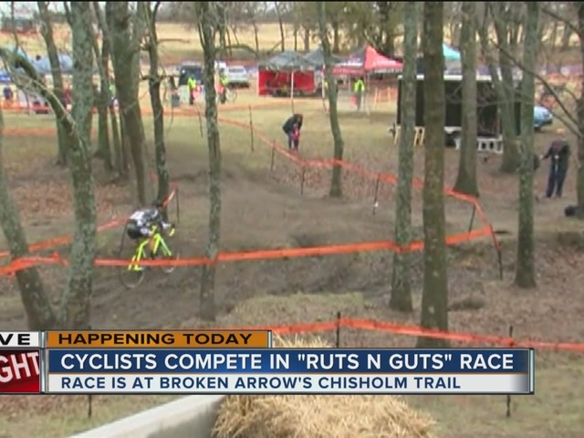 Last day of Ruts n' Guts off-road race