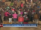 Local tribe reacts to Standing Rock victory