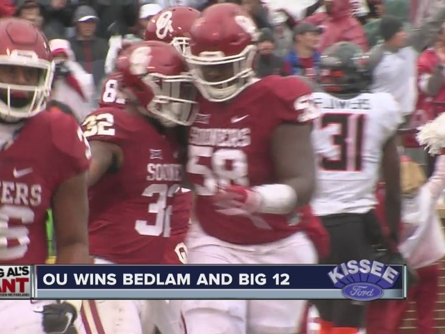 OU Sooners vs OSU Cowboys in Bedlam, and Sugar Bowl and Alamo Bowl preview