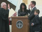 GT Bynum sworn in as Mayor of Tulsa