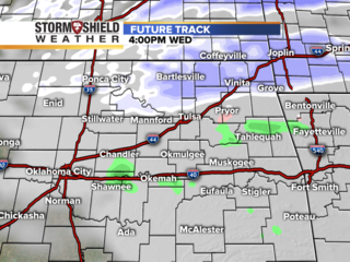 TIMELINE: When will the snow arrive?