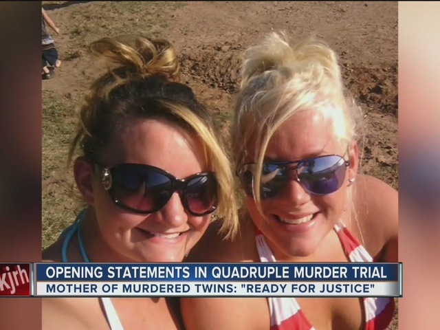 Mother of Murdered Twins Ready For Justice