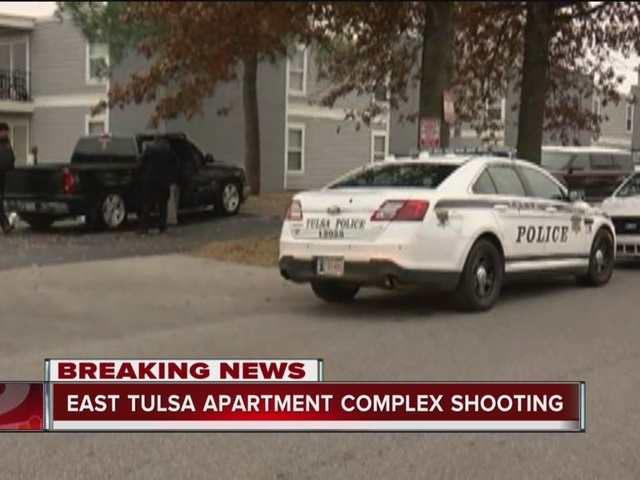 Police search for suspect in east Tulsa shooting